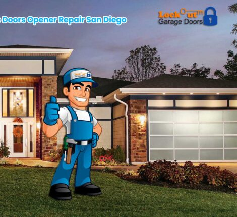 Garage Doors Opener Repair San Diego